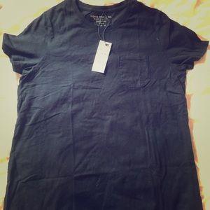 Basic black Richer Poorer T shirt